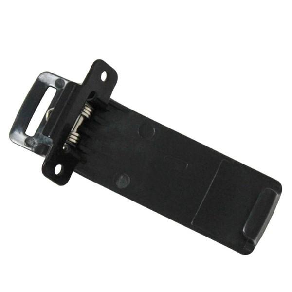 2Pcs Walkie Talkie Spare Part Back Belt Clip For Baofeng UV-5R 2-way Radio/'