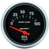 Oil Pressure Gauges