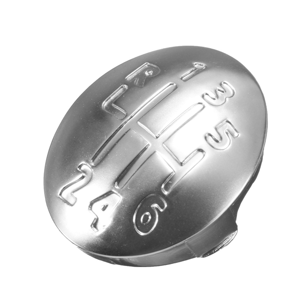 gear shift knob cap cover insert 5 6 speed for renault. Black Bedroom Furniture Sets. Home Design Ideas