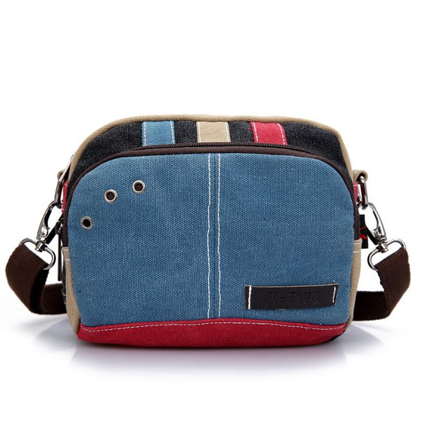 Women Canvas Crossbody Bags Contrast Color Casual Small Shoulder Bags  Messenger Bags · 4a654af1-1dad-4184-8a42-a41c435f9f6d.jpg ... a9284b5b5