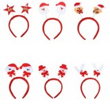 Festival Decor Christmas Headwear Mixed Style Xmas Headband Hair Accessory