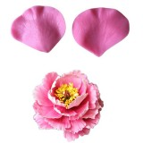 Petal Leaf Shaped Silicone Mold Cake Decoration Fondant Cake 3D Food Grade Silicone Mould