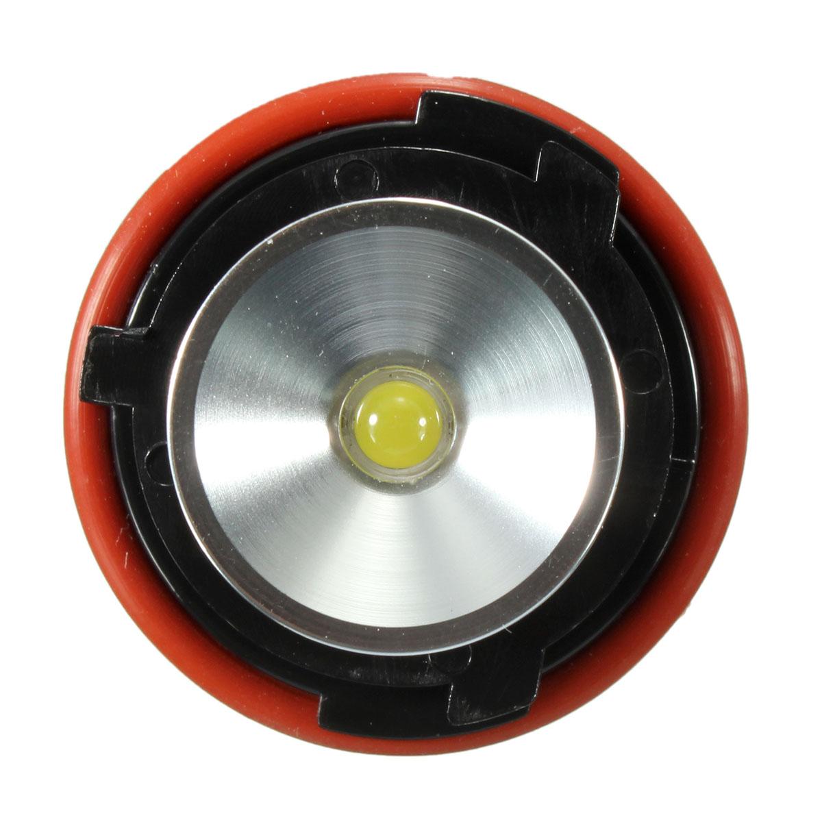 Led White Angel Eye Halo Light Bulb 5w For Bmw E39 E60 E63