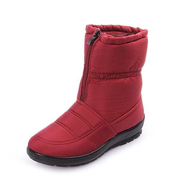Size 12 Womens Snow Boots - Cr Boot