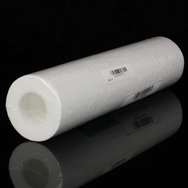 Outdoor Roll Cartridge Reverse Osmosis Sediment Filter Water Purifier