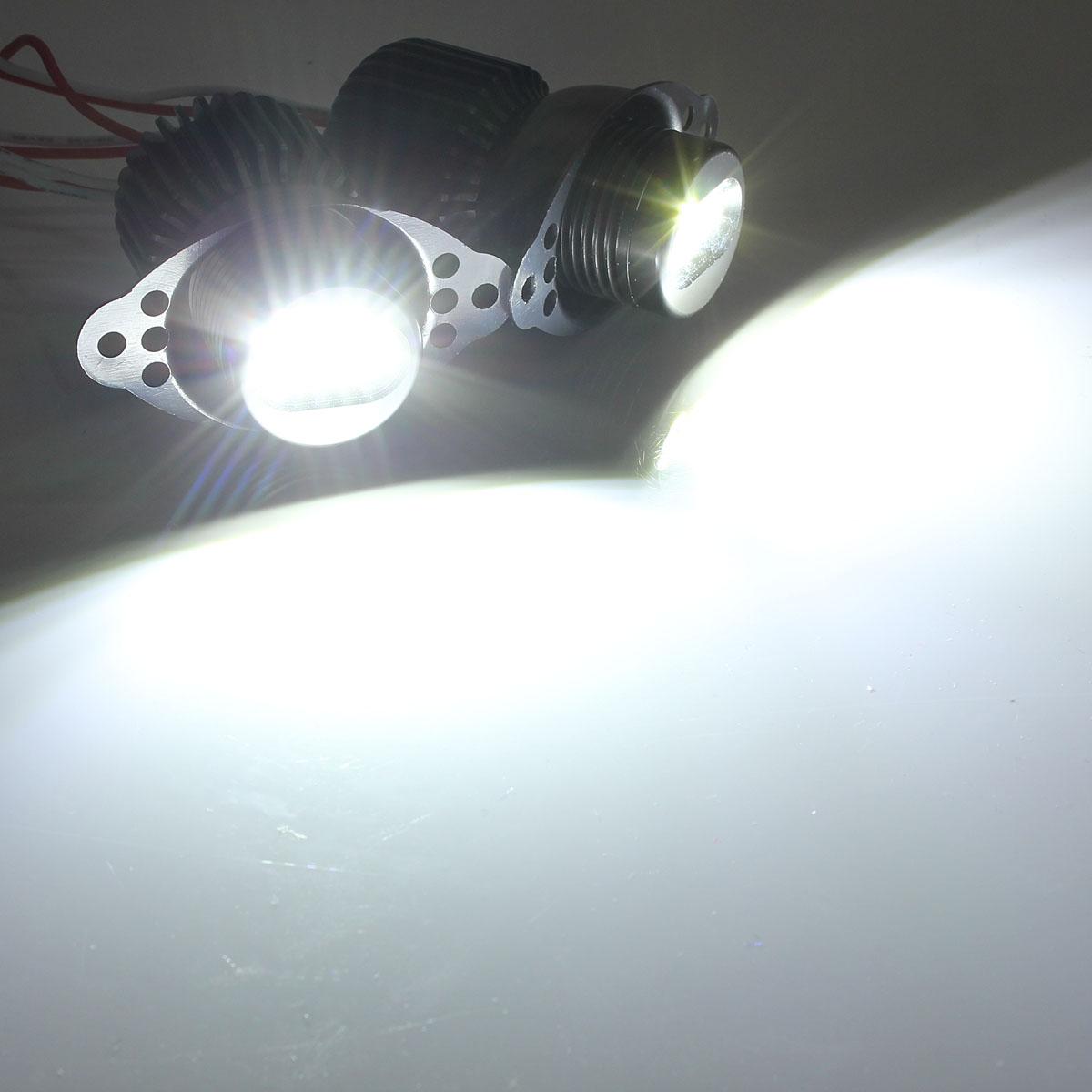 Led White Angel Eye Halogen Halo Light Bulb 20w For Bmw E90 E91 2009 2011 Alex Nld