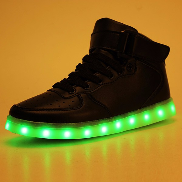 Shoes led shoes Shoes usb sportswear sneaker 35 37 38 39 40 41 42 43 44 45 46