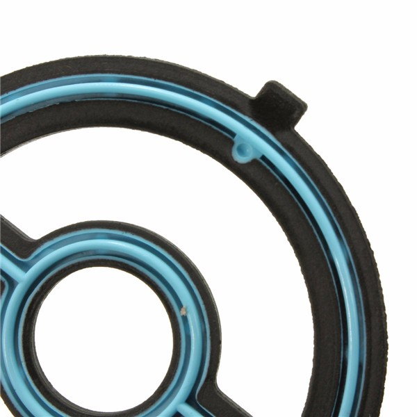 Engine Oil Cooler Seal Gasket For Mazda Engine 3 5 6 Speed 3 6 Miniva CX-7 07-11