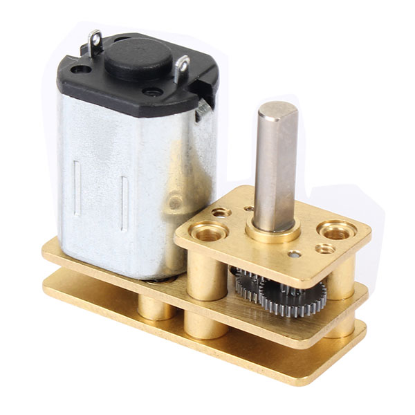 Dc 6v 105rpm micro dc gear motor gear box motor for Dc gear motor 6v