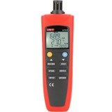 UNI-T UT331 Digital Thermo-hygrometer Thermometer Temperature Humidity Moisture Tester with LCD Backlight USB