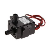 12V Mini DC Brushless Garden Fountain Pump Hydrological Cycle Submersible Water Pump