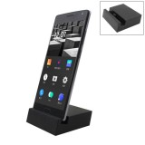2 in 1 USB 3.1 Type-c Sync Data / Charging Dock Charger for Letv Le 1s, Letv Le Max, Letv Le 1 Pro, Google Nexus 6p / Nexus 5X, Xiaomi 4c, Meizu pro 5, Microsoft Lumia 950 / 950 XL (Black)
