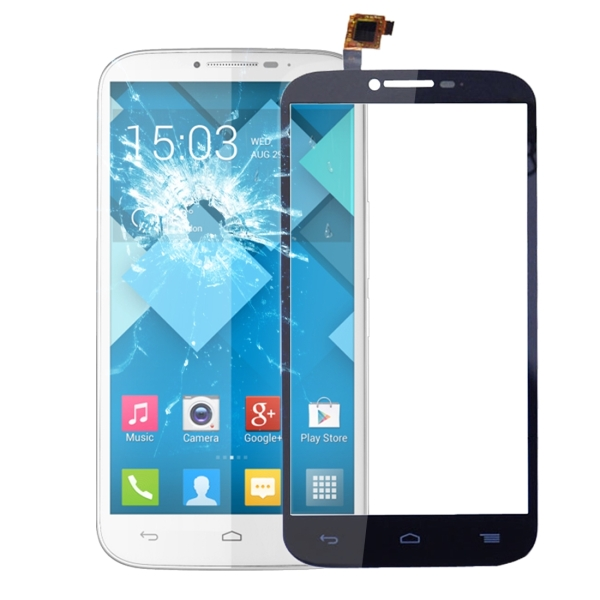 Touch Screen Replacement for Alcatel One Touch Pop C9 / 7047 (Black)