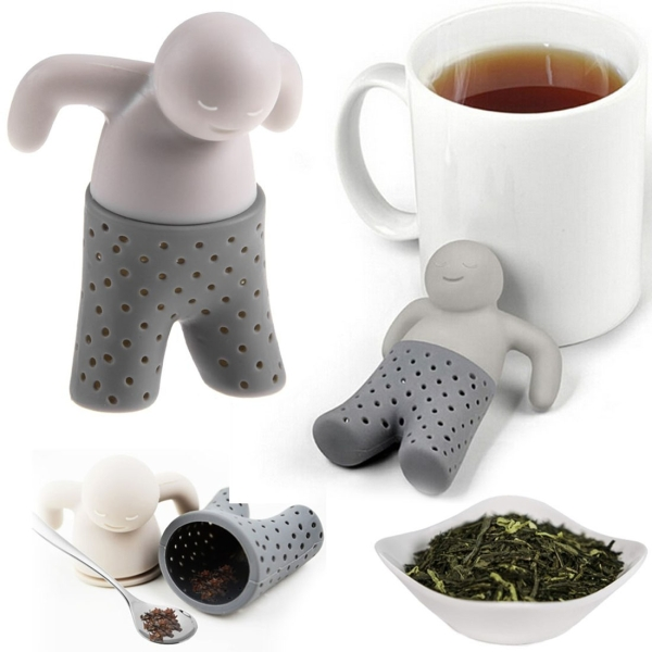 davids tea silicon infuser how to clean
