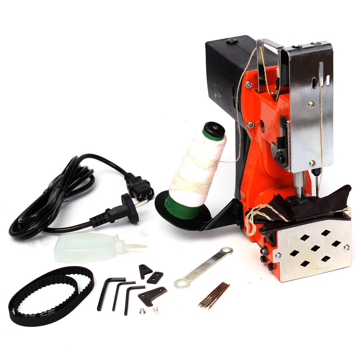 220v portable electric sewing machine sealing machines. Black Bedroom Furniture Sets. Home Design Ideas