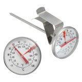 100°C Cooking Stainless Steel Oven BBQ Milk Food Meat Probe Thermometer Gauge