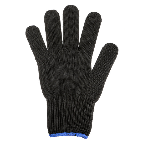 heat glove for hair styling black heat resistant glove hair styling tool for curler 6999