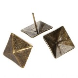 Bubble Furniture Hardware Doornail Antique Bubble Nail Sofa Decorative Bubble Nail Decoration Square Planar