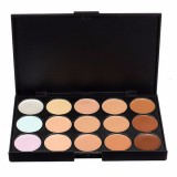 15 Colors Professional Makeup Facial Concealer Palette Eyeshadow Beauty Cosmetic