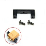 CNC XT60 XT90 Plug Connector Holder Fixture Deck Mount for RC Model
