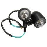 12V Motorcycle Bullet Turn Signal Indicator Amber Light Universal