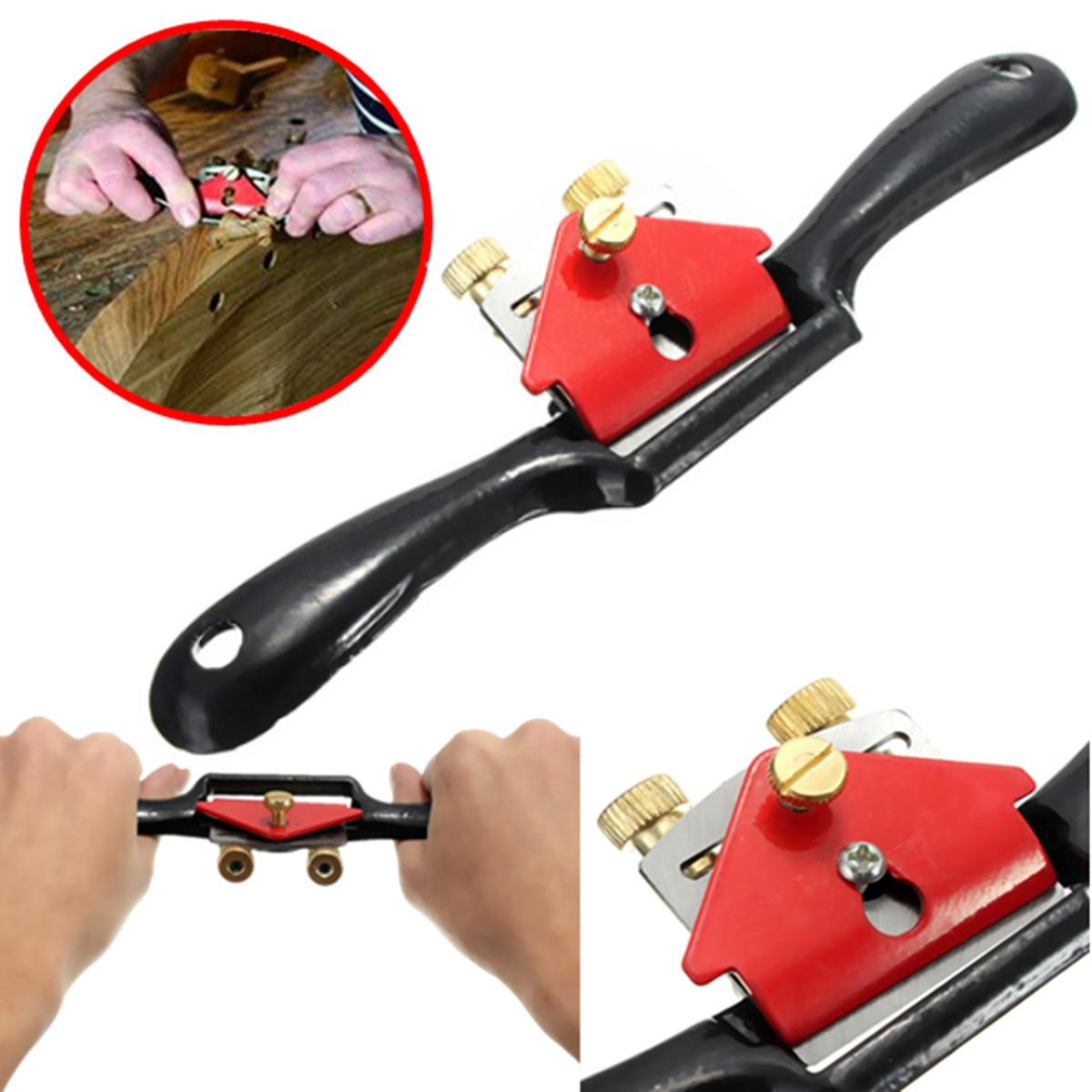 9 inch adjustable wood craft metal blade spoke shave plane for Health craft cookware reviews
