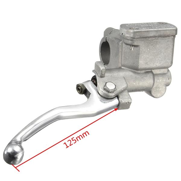Front Brake Master Cylinder For HONDA CR125R 250R CRF250R 450R CRF250X 450X 04-13