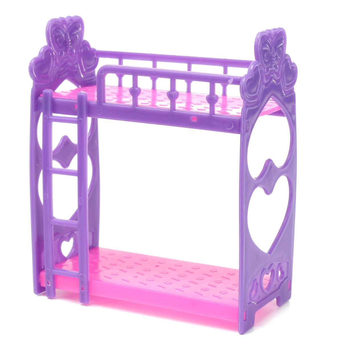 miniature double bed toy furniture for dollhouse