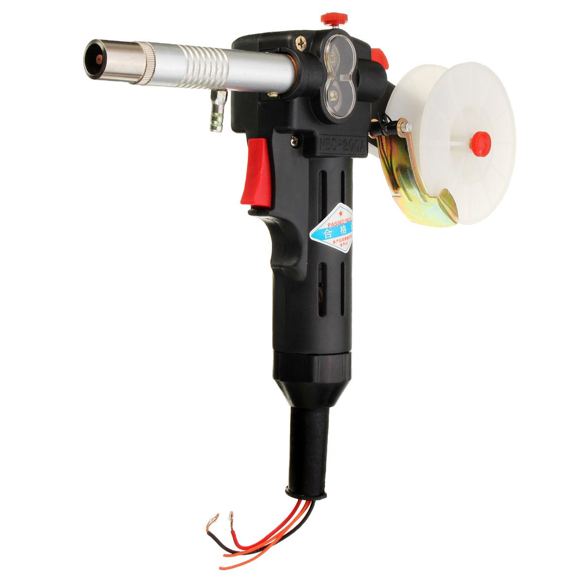 Miller Welding >> 180A Miller MIG Spool Gun Push Pull Feeder Aluminum Welding Torch without Cable | Alexnld.com