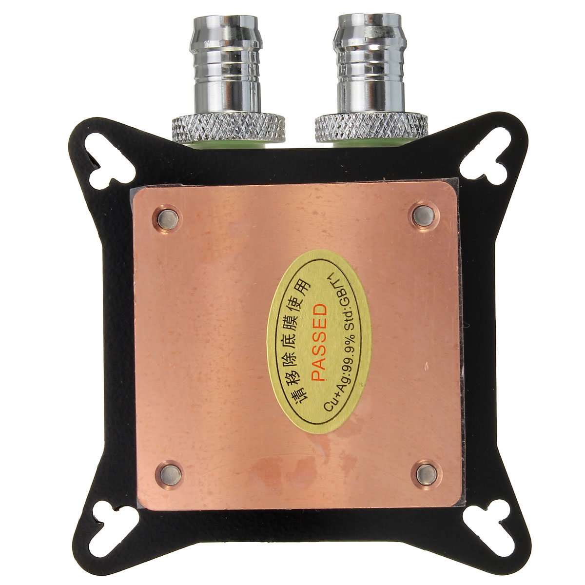 Gpu Water Cooling Block Pc Copper High Performance Liquid