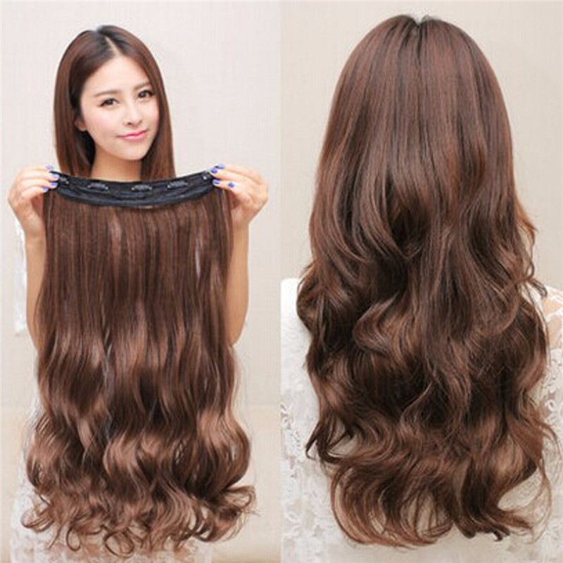 curly hairs styles clip in hair extensions curly with 5 2683