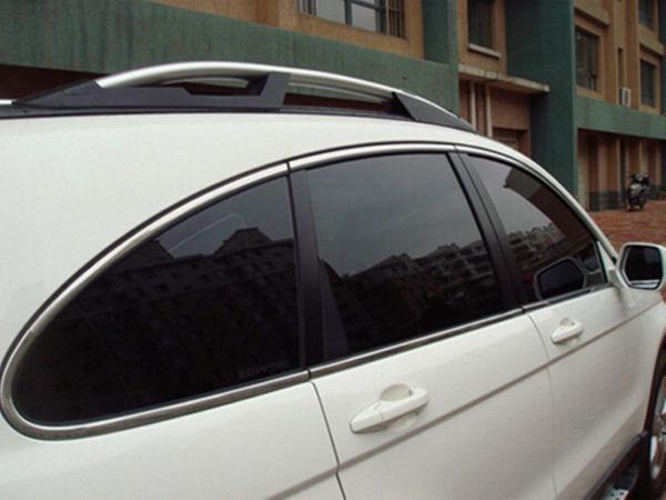 50cm X 7m 15 Vlt Window Tint Film Black Roll For Car Auto