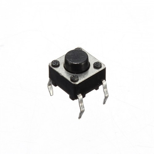 500pcs Mini Micro Momentary Tactile Tact Switch Push Button DIP P4