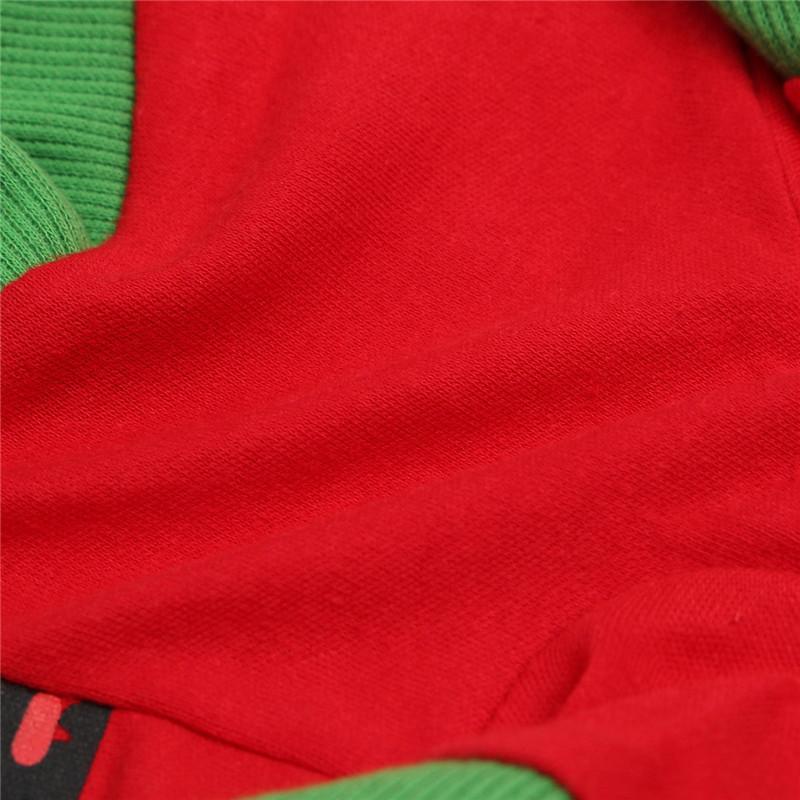 Pet Dog Cat Puppy Clothes Santa Costumes Winter Warm Clothing Pet Apparel Coat Jacket Sweater