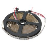 5M 36W DC 12V WS2811 150 SMD 5050 LED RGB Changeable Flexible Strip Light Individually addressable