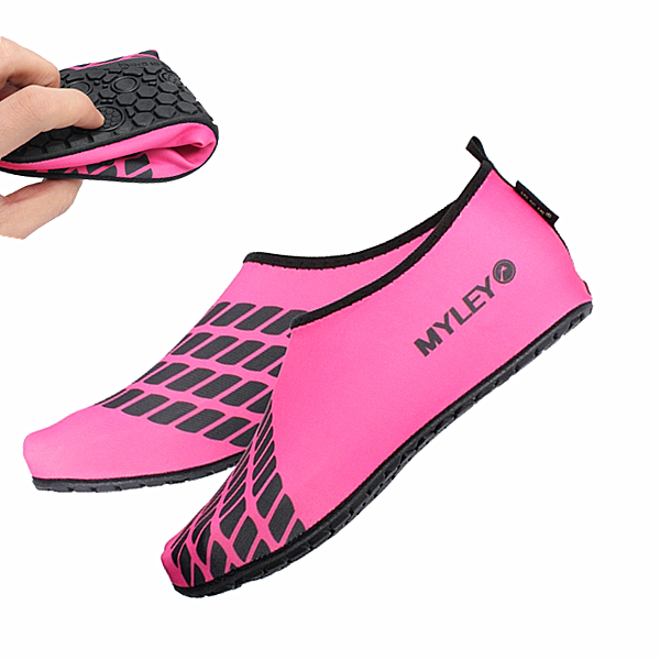 Men Women Toggle Surf Aqua Beach Water Socks Quick Drying Swimming Shoes