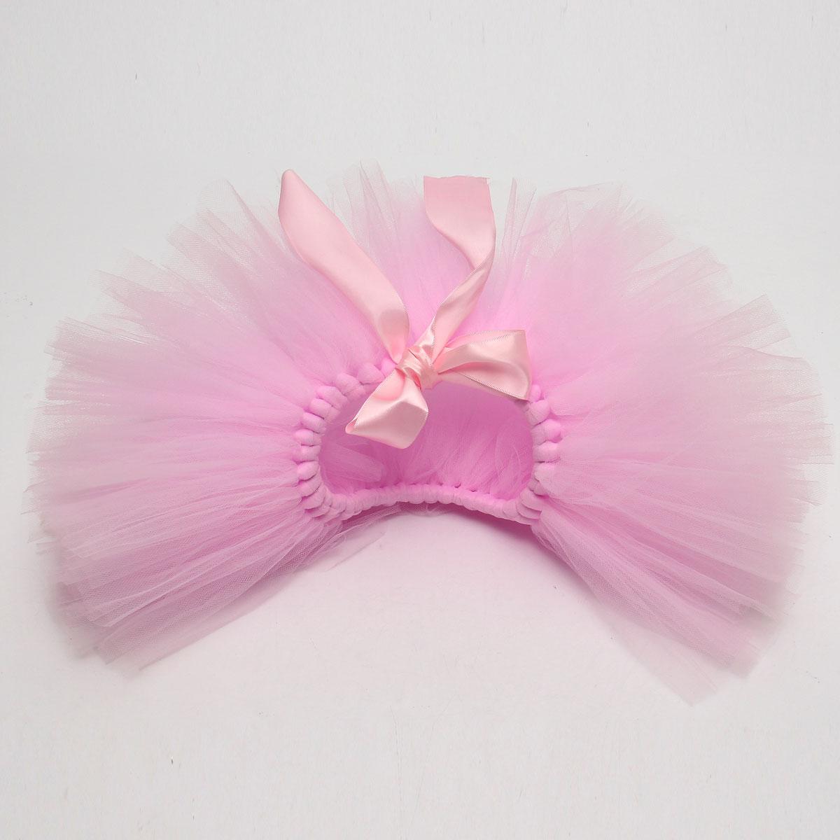 Baby Flower Headband Tutu Skirt Photo Photography Costume ...