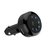 Car MP3 Player USB Charger FM Transmitter with Bluetooth Function for TF/MMC/USB Card