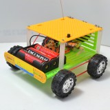Kaka DIY Fixed Car/Robot Board For 2/4 Channel RC Car Module Colorful Plastic DIY Board