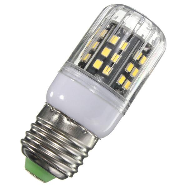 e27 e14 b22 g9 gu10 10w 42 led 2835 smd cover corn light lamp bulb ac 220. Black Bedroom Furniture Sets. Home Design Ideas