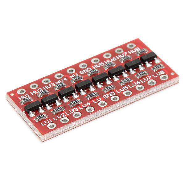 3Pcs 8-Channel Logic Level Translator Converter Bi-Directional Module