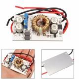 250W 12-50V (Adjustable) 10A Aluminum Board Power Boost LED Driver Module