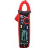 UNI-T UT210E Digital Auto Range 2000Counts True RMS Clamp Multimeter Clamp Meter Ammeter Voltmeter Resistance Frequency Capacitance Temperature Tester