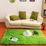 70x140cm Bedroom Living Room Soft Shaggy Anti Slip Carpet Absorbent Mat