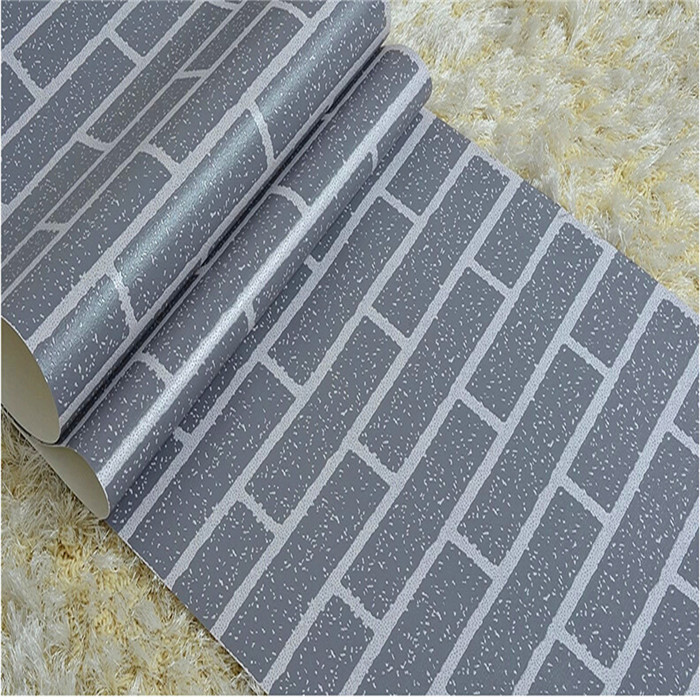 10m Vintage 3d Effect Natural Embossed Stack Stone Brick