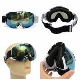 Anti-fog UV Dual Lens Outdoor Snow Snowboard Ski Goggle Motorbike Helmet Goggles