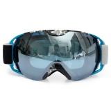 Anti-fog UV Dual Lens Outdoor Snow Snowboard Ski Goggle Motorbike Riding Helmet Goggles