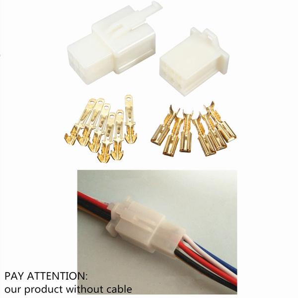 bed47e4e 407e 4ea0 aeff adaac547a676 10sets 6 way 2 8mm connector terminal kit for car motorcycle pin