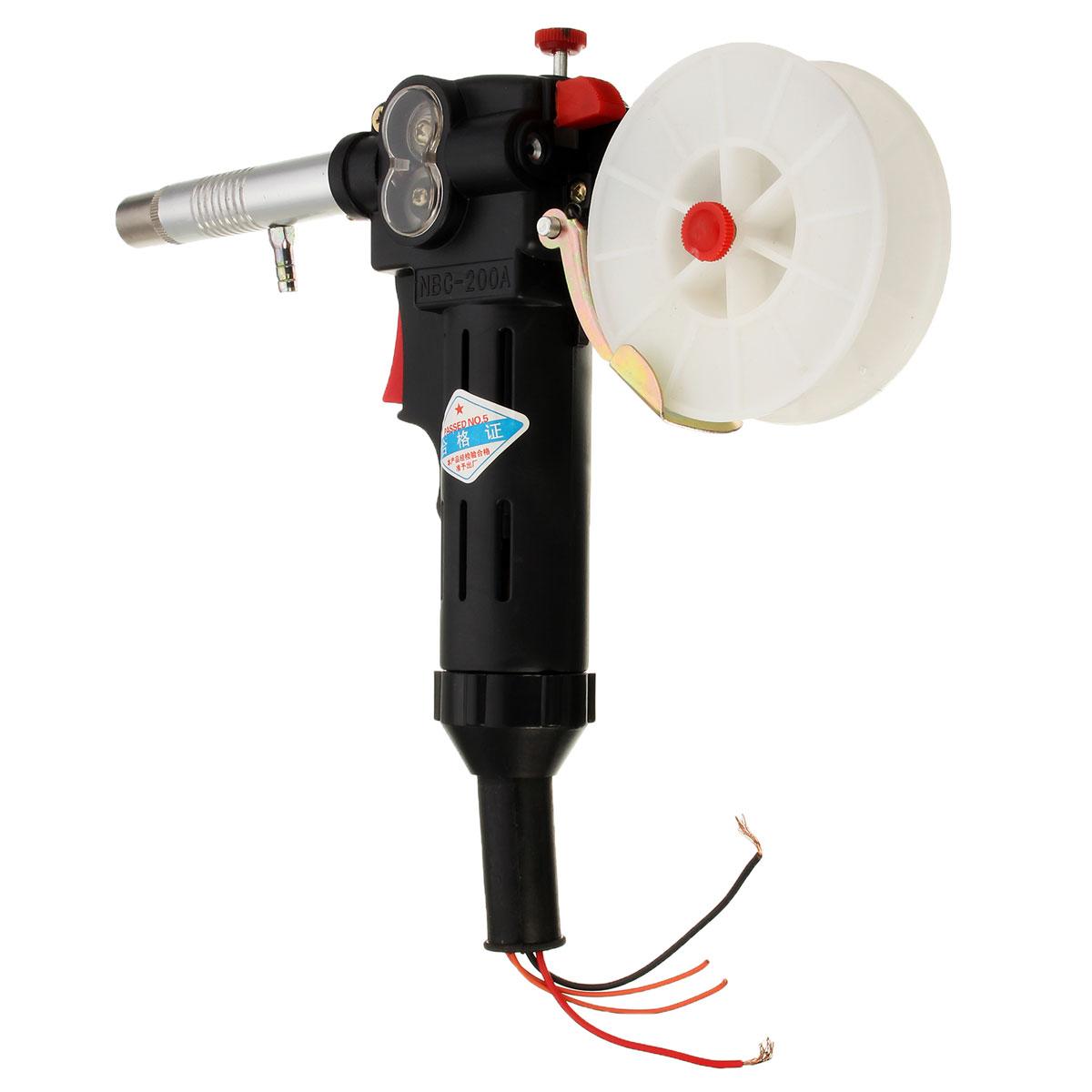 180A Miller MIG Spool Gun Push Pull Feeder Aluminum Welding Torch ...