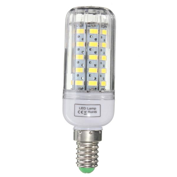 E27/E14/E12/B22/G9/GU10 Dimmable 5W AC110V LED Bulb White ...